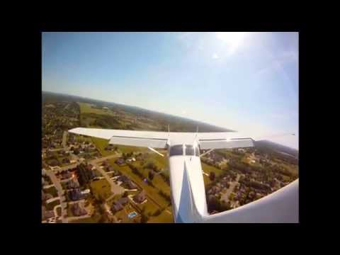 Cessna 172 ATC Flight Following