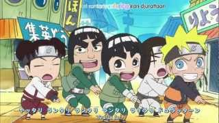 Naruto SD: Rock Lee Official Opening 2 Okamoto