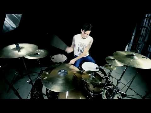 The Amity Affliction - Deaths Hand (Drum Cover by Cameron Jones)