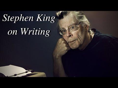 Stephen King on Writing Well