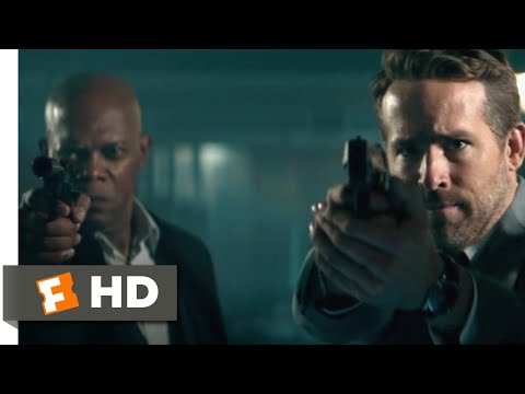 The Hitman's Bodyguard (2017) - A Personal Touch Scene (6/12) | Movieclips