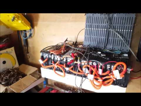 3KW Power Wall Runs Home For 6Hrs PT1