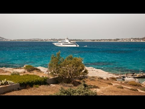 Timelapse Video Naxos, Greece - Full HD 1080p