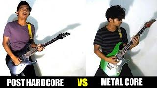 Baixar POST HARDCORE VS METAL CORE