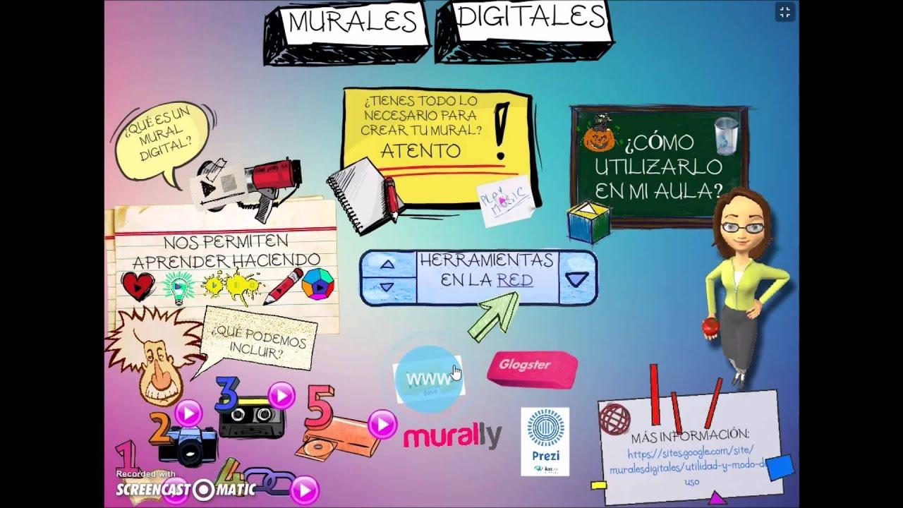 Murales digitales youtube for Horloges digitales murales