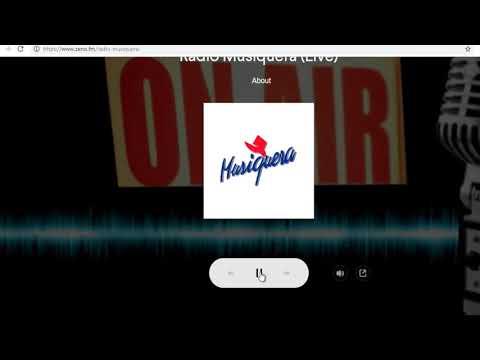 Escuchar Radio Musiquera Honduras en vivo links