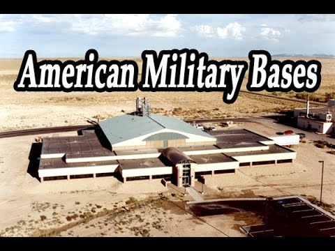 TOP TEN Most Secret American Military Bases in USA. Best Military Bases US