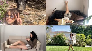 How L.A. Girls Are Spending Time in Quarantine | One Shorts 4 Ways