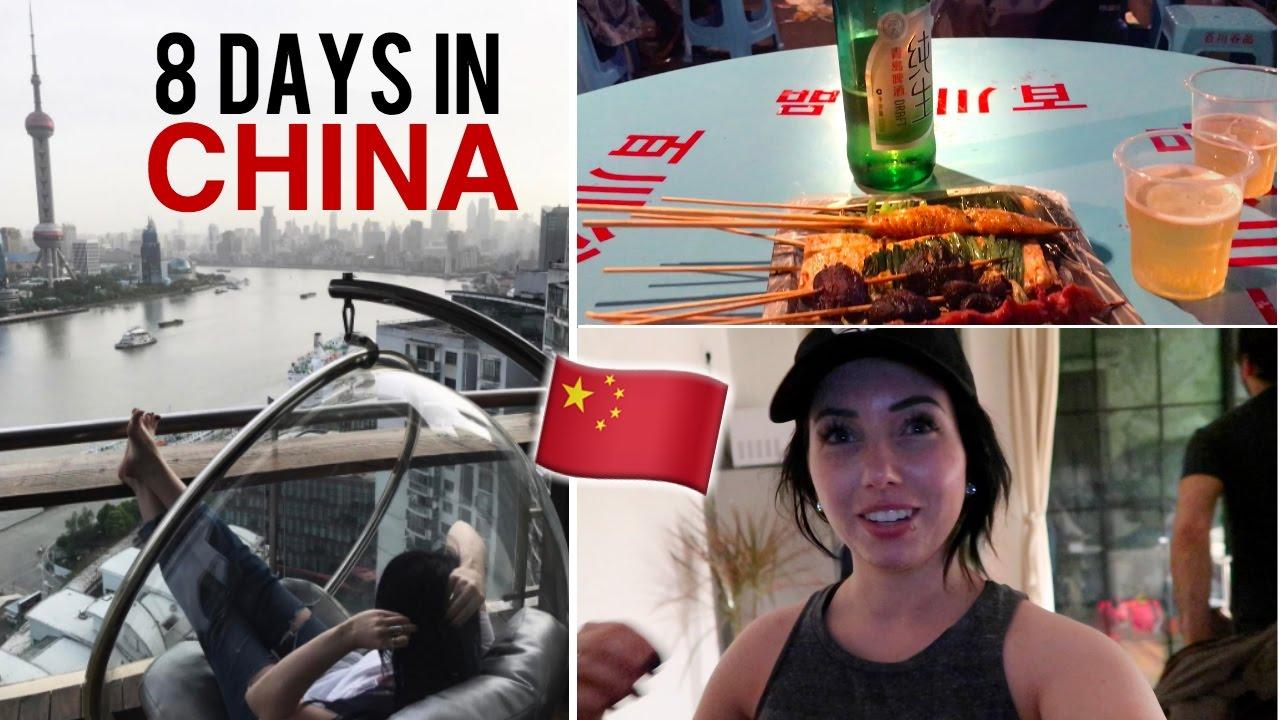 8 Days In Shanghai, China Fake Market, Amazing Food -7280