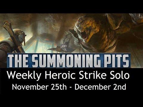 weekly heroic strike destiny no matchmaking