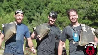 Spartan Sprint- Asheville 7-30-17
