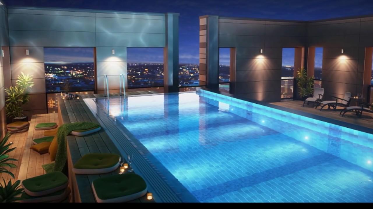 Las piscinas mas hermosas del mundo youtube for Piscinas del mundo