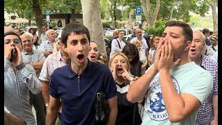 Քոչարյանին ազատած դատավորի լիազորությունները կասեցնելու պահանջ