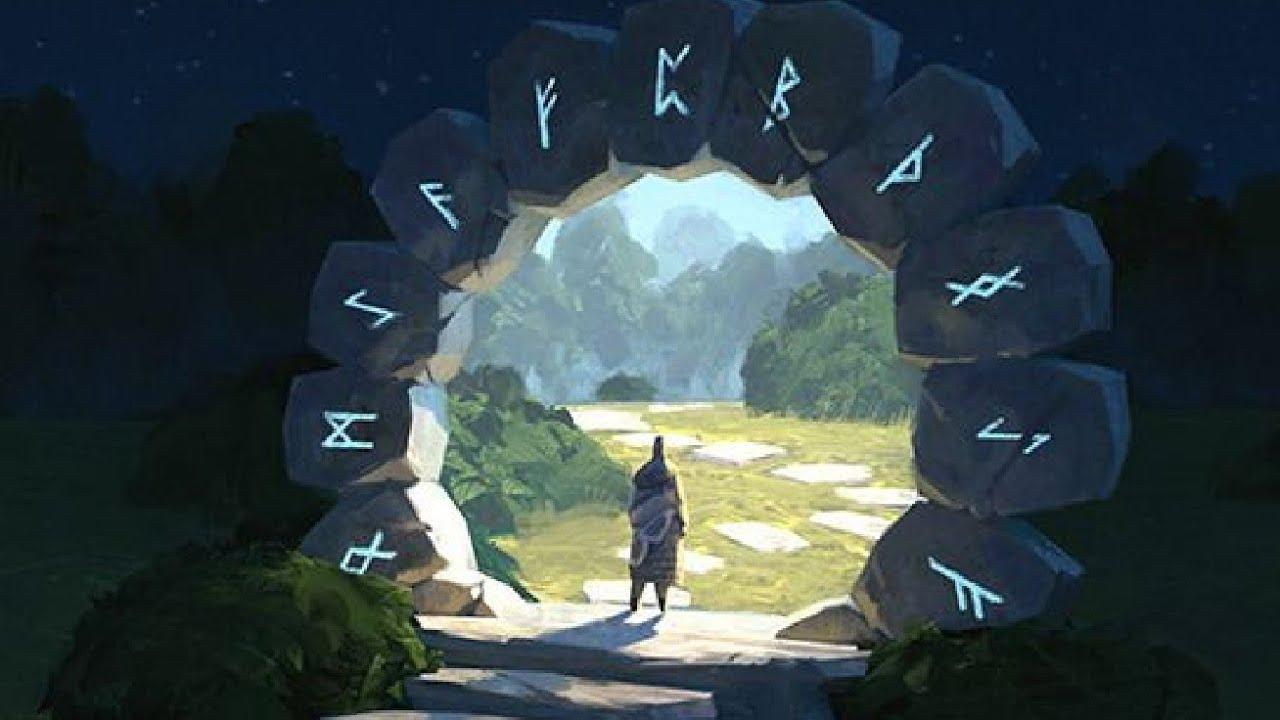 the rune fehu  the seed  youtube