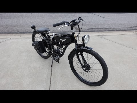 Dewalt 20v x 6 Electric Bike part 8 finished 60v 900w
