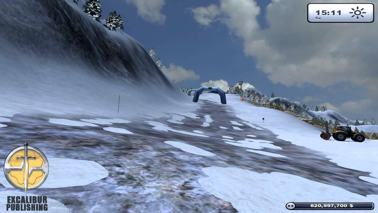 ski region simulator official trailer youtube. Black Bedroom Furniture Sets. Home Design Ideas