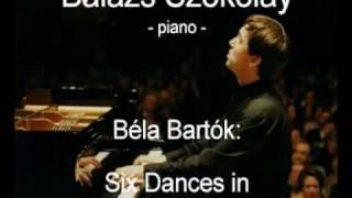 Béla Bartók: Six Dances in Bulgarian Rhythm - Balázs Szokolay