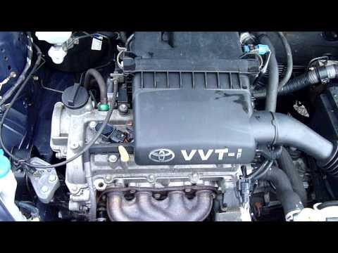 2005 TOYOTA YARIS 1.0 VVTi ENGINE - 1SZFE