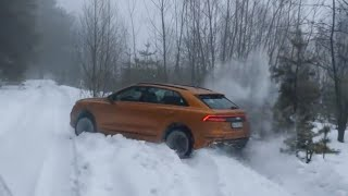 Audi Q8 - Лучший Кроссовер Audi Ever!