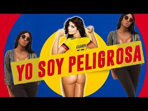 Martina La Peligrosa x Jenn Morel x Kronic & Krunk - Peligrosa ft. Damaged Goods [Lyric Video]