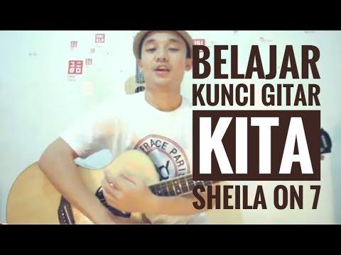 Belajar Kunci Gitar Kita (Sheila On 7) - VWgitarkul