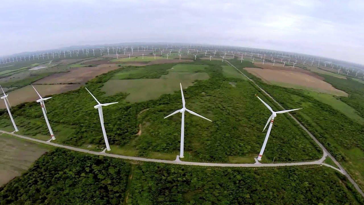 ACCIONA colabora con energías renovables en Oaxaca