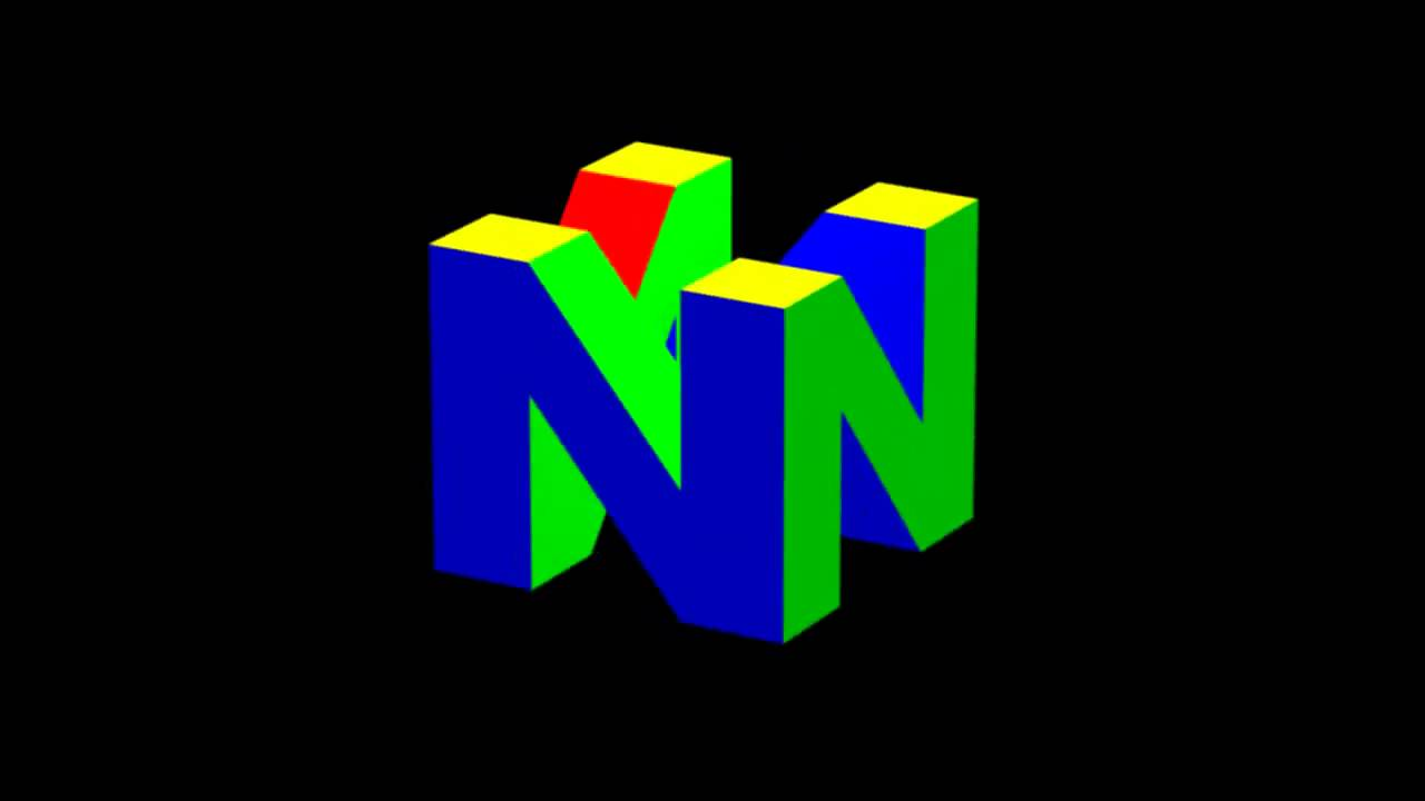 3ds Max Nintendo 64 Logo Youtube