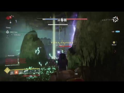 Destiny 2 forsekan warlock