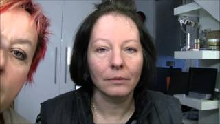 Belinda und Minimal Make up