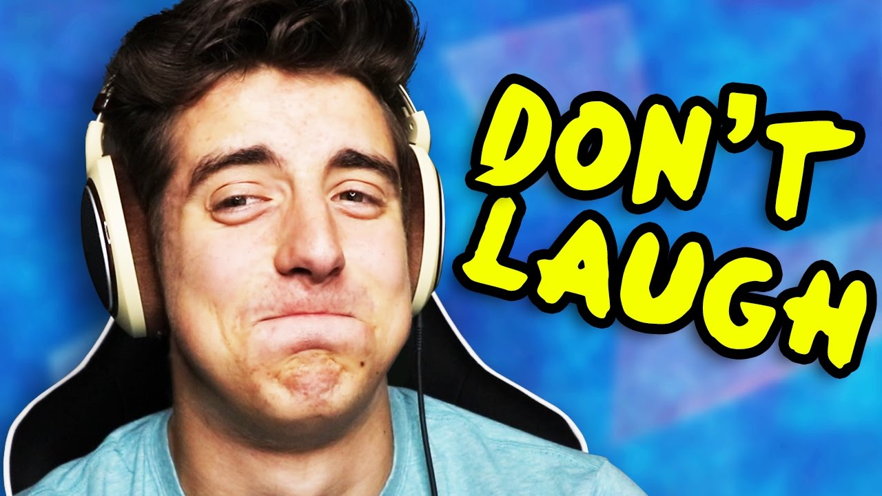 Try Not To Laugh Challenge - YouTube