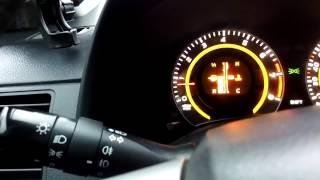 Corolla плавают обороты на нейтралке при включенном кондиционере