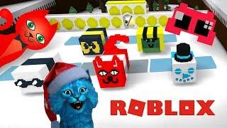 Гонки На ГИГАНТСКИХ ПЧЁЛАХ ТОП Ютуберов Red Cat Крутой Папа и другие в Роблокс / Build a Boat Roblox