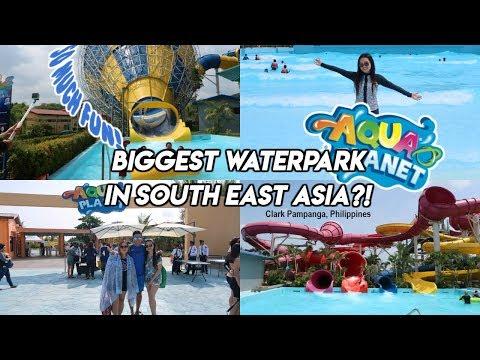 BIGGEST WATERPARK IN ASIA?! AQUA PLANET VLOG (CLARK PAMPANGA, PHILIPPINES) | Monica Garcia Vlogs ♡