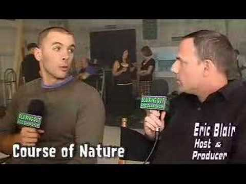 COURSE of NATURE  talks with ERIC BLAIR 2007