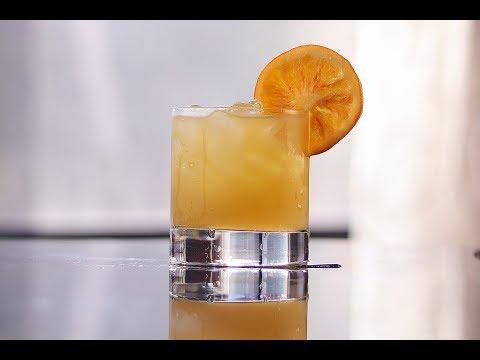 Orange Blast! Luxurious Non-Alcoholic Cocktail