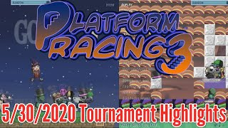 Platform Racing 3 5/30/2020 Tournament Highlights
