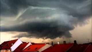 Levoča 17.6.2013 (Supercela)