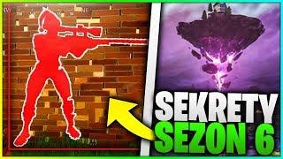 5 BUGÓW #2 O KTÓRYCH NIE WIESZ W FORTNITE SEZON 6 !! SEKRETY FORTNITE !!