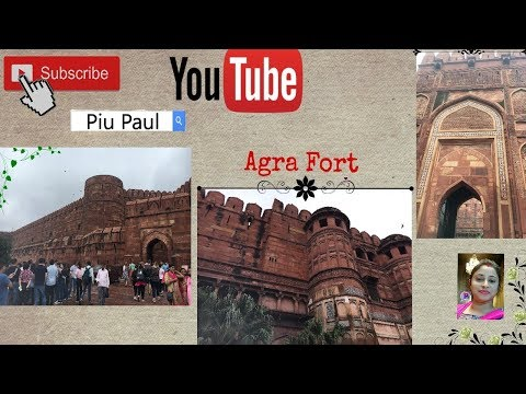 AGRA FORT DETAILED VIDEO IN HINDI (INSIDE TOUR)