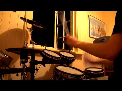 Drum Cover - The Brazilian by Genesis by Matt McGarry