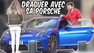 Draguer avec une Porsche - Saint-Valentin Prank - Les Inachevés