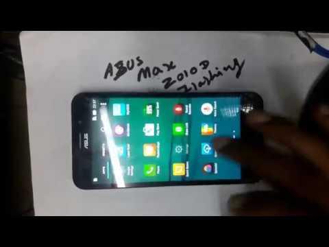 Cara Mudah Flash Asus ZenFone Max 4G Z010D ZC550KL Tanpa PC