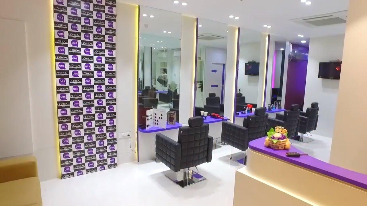 Vijayawada beauty parlors qbs vijayawada salon beauty for Interior designs for beauty parlour