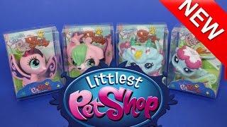 Литлест Пет Шоп ЛПС Распаковка Игрушки аналог Pet Shop LPS Unpacking Toys