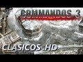 PC Commandos 3  Destination Berlin Gameplay Widescreen