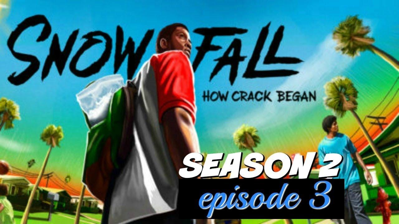 Download Snowfall FX Recap and Review  S2 E3  Promethius Rising  Talisa Rae