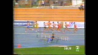 Antonio Reina Cto  España Valencia A L  800 m l  2001