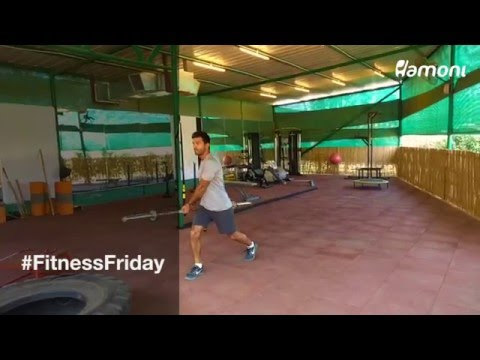 #FitnessFriday- Rotation + Stability