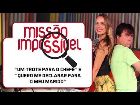Missão Impossível - Edição Completa - 24/02/16