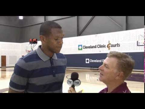 1 on 1 With James Jones Welcome To Cleveland Cavaliers